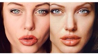 Angelina Jolie Inspired Makeup Tutorial | Alisha Barron