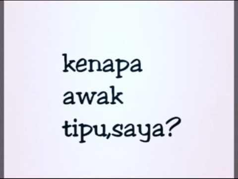 Kenapa Tipu Saya? 😔