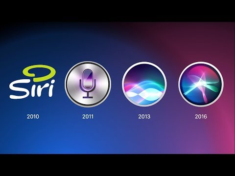 History Of Siri