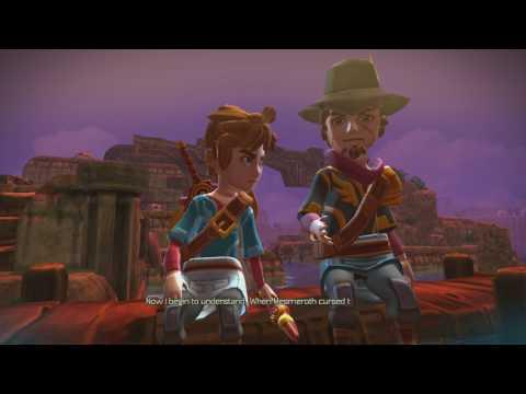 Oceanhorn: Arcadia Ruins & Final Boss