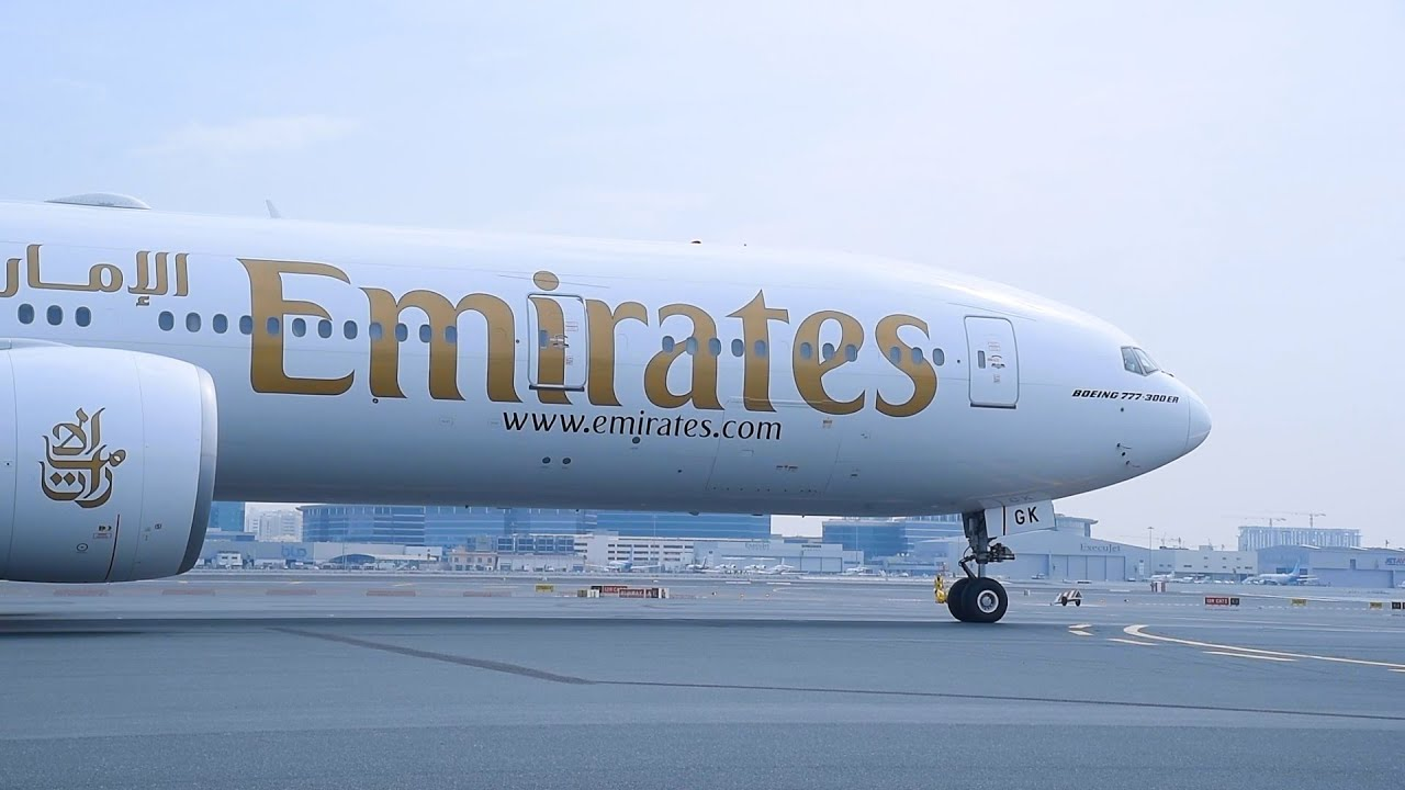Emirates offers flights for passengers to 29 cities   Emirates Airline -  YouTube