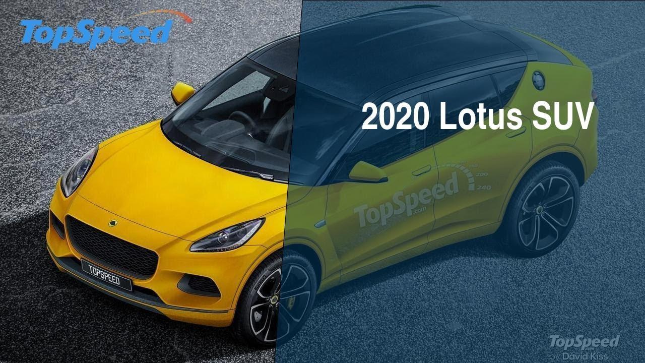 2020 Lotus Suv Youtube