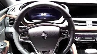 2018 Borgward BX7 TS Mods FullSys Features | New Design Exterior Interior | First Impression