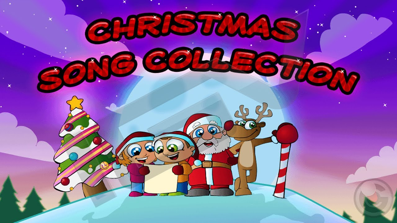 christmas song collection interactive playful christmas songs for children hd youtube. Black Bedroom Furniture Sets. Home Design Ideas