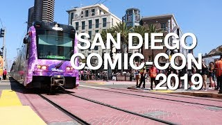 MTS Special Events - SD Comic-Con '19