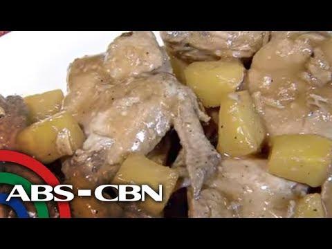 UKG RECIPE: Chicken Adobo With Pinya