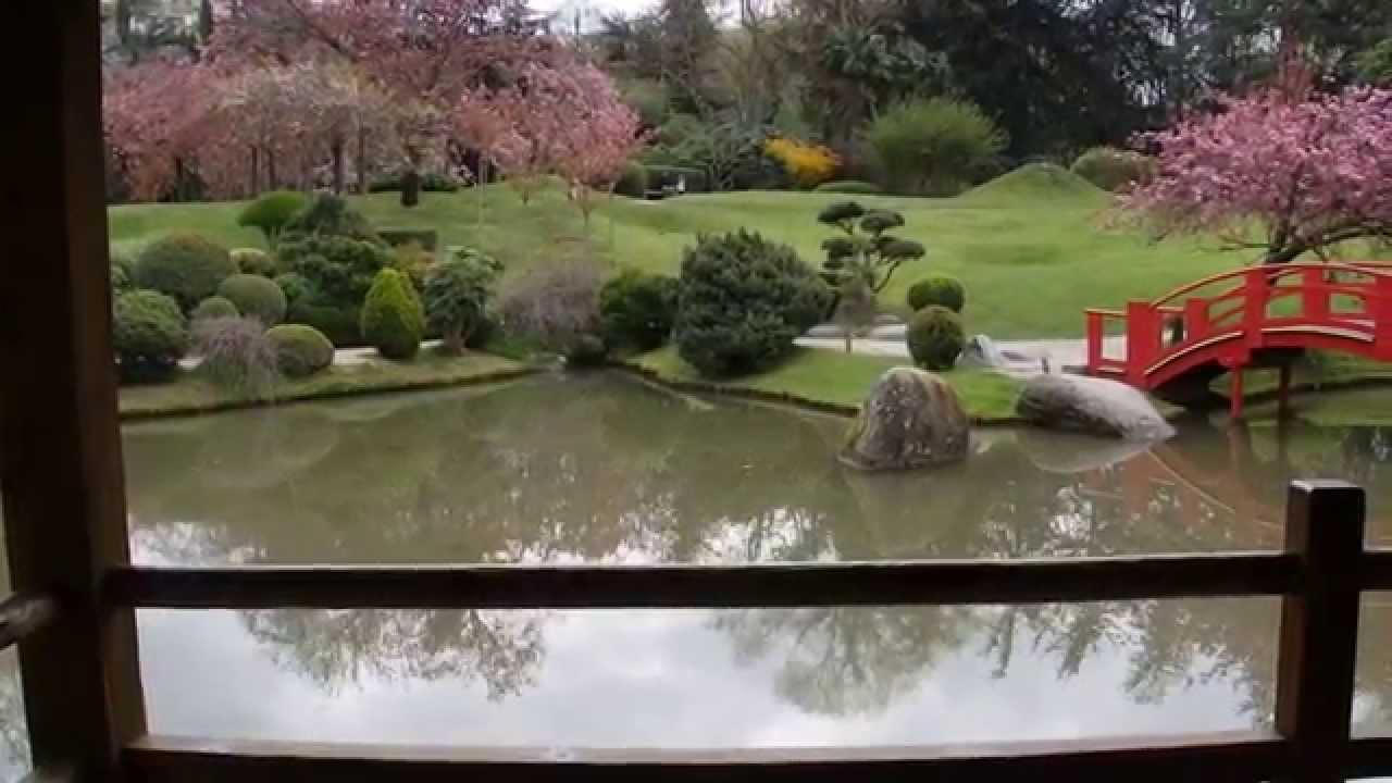 Jardin japonais compans caffarelli toulouse youtube for Jardin japonais toulouse