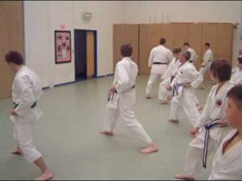 Basic Training - Budokwai Karate - YouTube 39fbd97e95