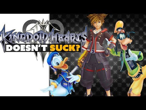 Kingdom Hearts 3 ACTUALLY COMING OUT! And... It's Good? - Game News