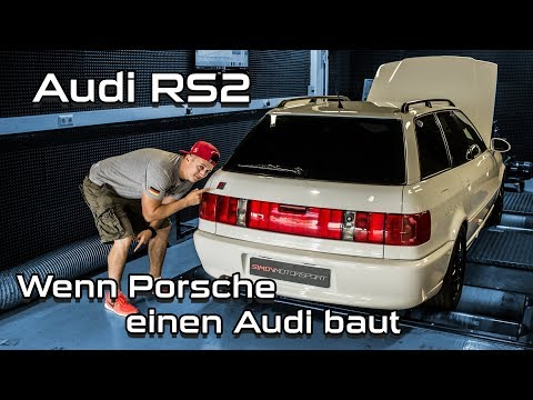 Audi RS2 |  Wenn Porsche einen Audi baut | SimonMotorSport | #316