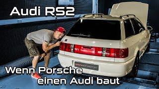 Audi RS2    Wenn Porsche einen Audi baut   SimonMotorSport   #316