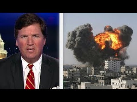 Tucker Carlson REACTS To The Airstrike On Syria 2018!!!