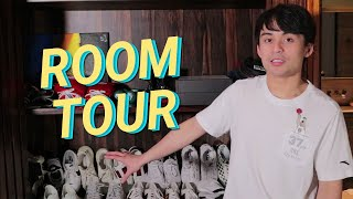 MY (current) ROOM TOUR | Jimuel Pacquiao