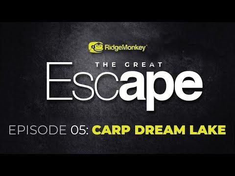 The Great Escape | EP 05 | CARP DREAM LAKE