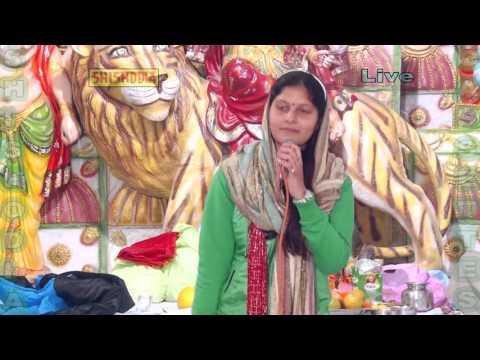 LIVE JAGRAN---Ari Bahna Keshon Pe Kali...