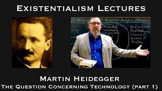 "Existentialism: Martin Heidegger, ""The Question Concerning Technology"" (part 1)"