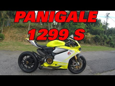 DUCATI PANIGALE 1299 S - TEST RIDE REVIEW - MALAYSIA