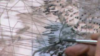 "Julie Mehretu | Art21 | Preview from Season 5 of ""Art in the Twenty-First Century"" (2009)"