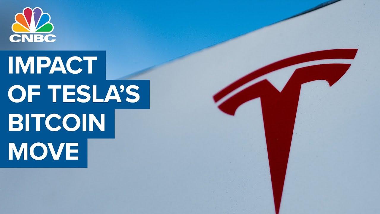 Tesla buying bitcoin will have ripple effect: Wedbush's Dan Ives