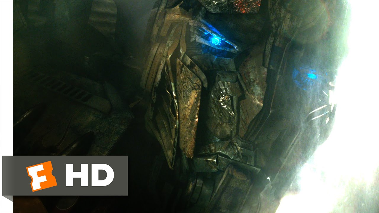 transformers: age of extinction (1/10) movie clip - optimus emerges