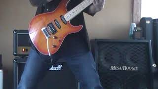 怒髪天 ホトトギス guitar cover