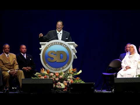 Nation of Islam leader: Trump 'won't make America great again'