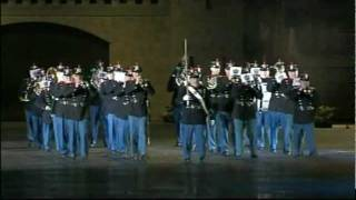 8. Regiments Musikkorps i Luxembourg Tattoo 2010
