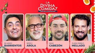 La Divina Comida - Álvaro Barrientos, Sergi Arola, Max Cabezón y Juan Pablo Mellado | ESPECIAL CHEF