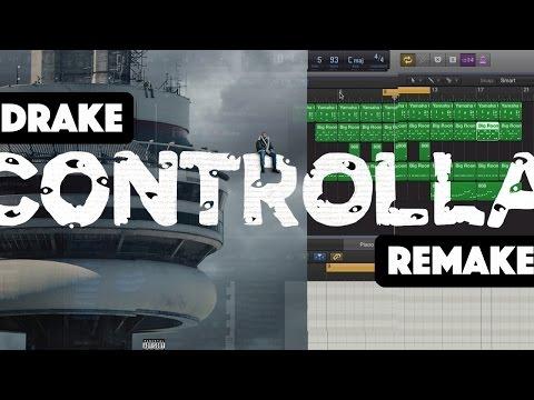 Making A Beat: Drake Controlla (Remake)