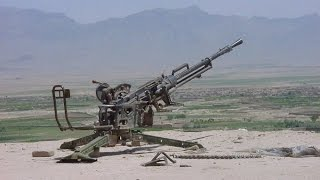 ЗПУ-1 ( ZPU-1) MENG . Часть 1.  Сборка пулемётной установки.