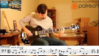 Kansas - Carry On My Wayward Son - Bass Transcription