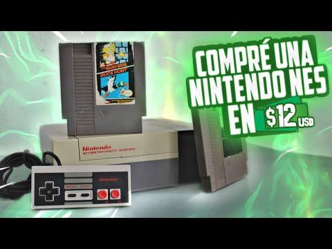 La mejor oferta que encontré!!   Compré NINTENDO NES en $12!!   Buscando consolas baratas en México