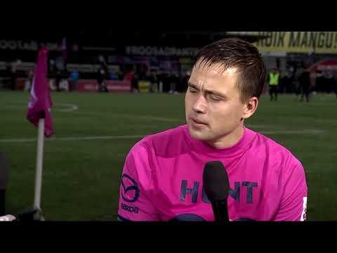 36. voor 2018: Nõmme Kalju FC - JK Narva Trans 4:1 (2:0) Hundi intervjuu