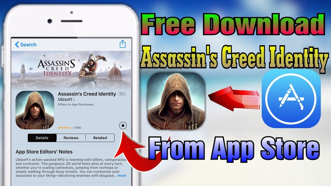 Assassin creed free download games.