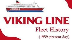 Viking Line fleet history (1959-present day)