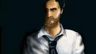 How to draw Mr.Scratch from Alan Wake\
