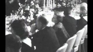 Repeat youtube video Dinner Honoring Robert Gross, M.D. 1957