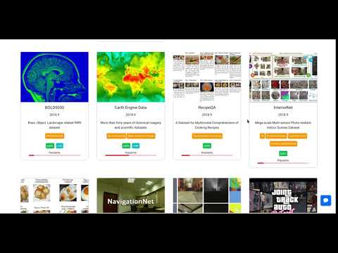 VisualData — A Search Engine for Computer Vision Datasets - By