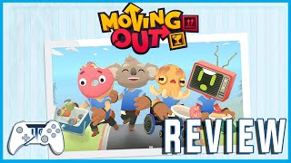 Moving Out Review - Watch The Windows! (Video Game Video Review)