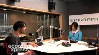 「Recording Express」第6回放送 ゲストトーク:CUTT(EVERYTHING MUST PASS)