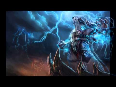 (LoL) Volibear theme - Rolling Thunder