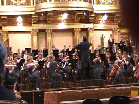 Symfonia Jong Twente - Polovetsian Dances - Wiener Musikverein