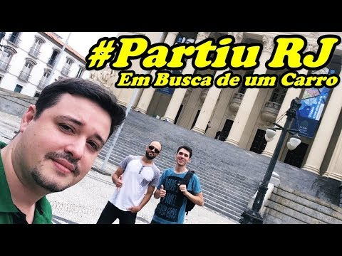 Rumo ao Rio de Janeiro em Busca de Ford New Fiesta Mexicano