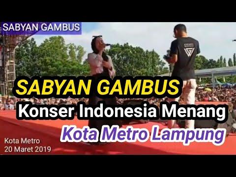 [sabyan-gambus]-konser-indonesia-menang-kota-metro-lampung