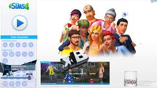 The Sims 4: Digital Deluxe :: First Time :: Full Stream Part 1