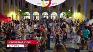 Slovácké léto 2016: pátek 8. 7. 2016