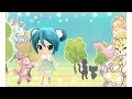 【初音ミク PDA-Mirai DX】 Animal Fortune-telling どうぶつ占い 『Mirai DX 1080pHD』 English Sub Romaji Lyrics 日本語歌詞