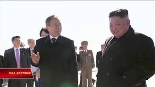 Kim Jong Un muốn đẩy nhanh phi hạt nhân hóa (VOA)