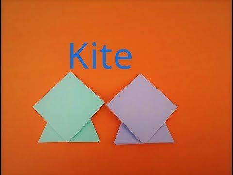 Paper Kite (Origami)