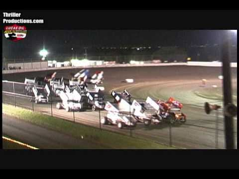 Cowtown Speedway's NSS ASCS Saturday 11-13-10 Highlights